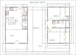 Backyard House Plans by Splendid Modern Dog Trot Cottage House Plans Decor Ideas Backyard