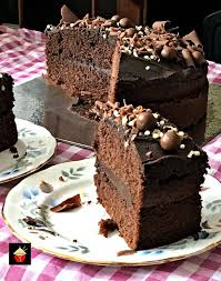 easy chocolate party cake lovefoodies