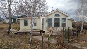 wyoming house home with permaculture potential in small town wyoming
