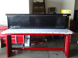 Woodworking Bench Top Design by Steel Workbench Top Best House Design Great Ideas Steel Workbench