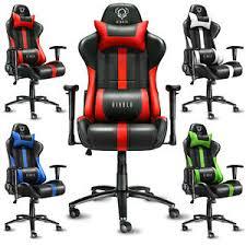 Diablo X Player Siège Gaming Fauteuil Gamer Chaise De Bureau Avec Chaise Bureau