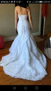 hire wedding dresses beautiful designer wedding dresses for hire from only r800