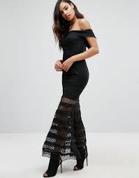 jarlo wedding high neck maxi dress with fishtail and detailed back
