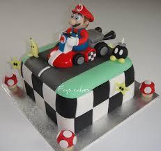 mario cakes 1st mario cake fays cakes flickr