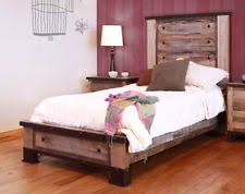 Shabby Chic Twin Bed by Western Headboard Ebay