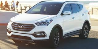 hyundai santa fe sport specifications 2018 hyundai santa fe sport features and specs car and driver