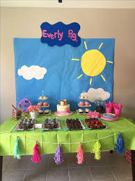 peppa pig decorations best 25 peppa pig party ideas ideas on peppa pig