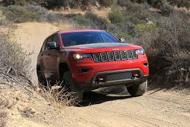 jeep grand cherokee trailhawk off road 2017 jeep grand cherokee trailhawk review digital trends