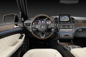 mercedes dealership inside facelifted mercedes benz gls revealed cars co za