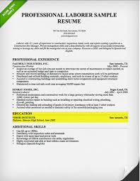 Sample Resume For All Types Of Jobs by How To Write A Resume Resume Genius