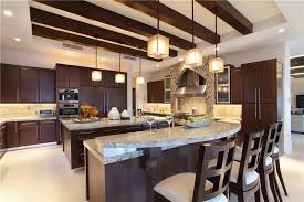 Light Colored Kitchen Cabinets by 50 High End Dark Wood Kitchens Photos Designing Idea
