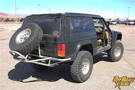 jeep xj stock bumper taking indestructible to the next level jeep cherokee xj