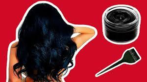 crea tu tinte negro casero duradero youtube