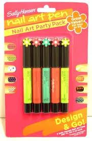 lot of 3 sally hansen salon effects real nail polish strips 020