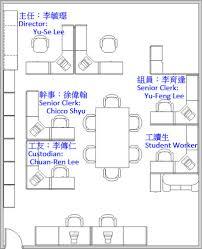 administration office floor plan office305 3f sac2 ntusac