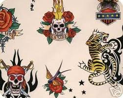 tattoo skin by alexander henry biker ink skull tiger pink