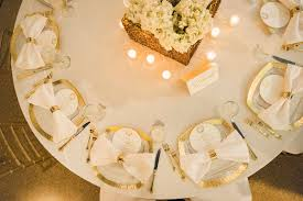 wedding plate settings add gold flatware to your place settings for a glam look gold