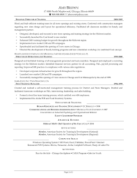 Restaurant Customer Service Resume Resume Food Services