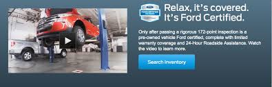 ford certified pre owned benefits of certified pre owned vehicles capistrano ford dealers