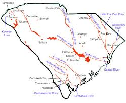american place names in south carolina knowitall org
