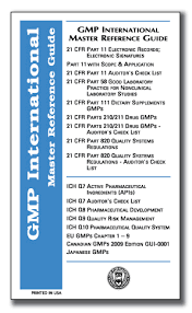 Desk Reference System by Gmp Drug And Medical Device Master Reference Guide