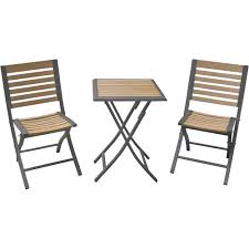 Tesco Bistro Table Wooden Bistro Set Tesco Outdoor Decorating Inspiration 2018