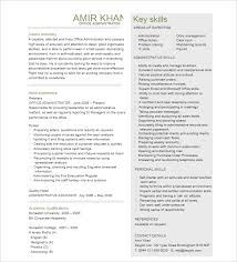 Administrative Manager Resume Sample by Administration Assistant Resume Templates Creativetemplate