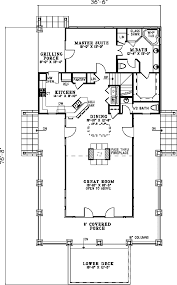 vacation house plans kirkland place rustic home plan 055d 0850 house plans and more
