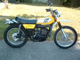 yamaha dt 400 pics specs and list of seriess by year