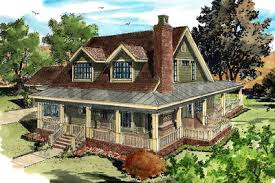 house plans country farmhouse country farmhouse house plan 12954kn architectural