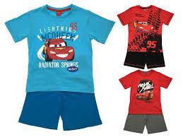 boys disney cars lightning mcqueen pyjamas pjs 2
