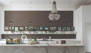 what color should you paint a kitchen with white cabinets should you paint your walls a color martha stewart
