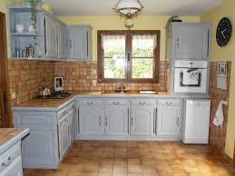 customiser cuisine rustique meubles de cuisine relookés kréative déco
