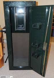 stack on 14 gun cabinet accessories armslist for sale stack on sentinel 12 14 gun cabinet safe