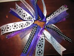 cool hair bows creatively at home soccer bows snacks and ways to stay cool