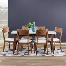 sven 7 piece dining table u0026 chairs super amart dining