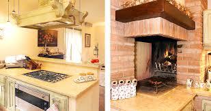 camini per interni camini in cucina 89 images caminetto rustico per taverna con
