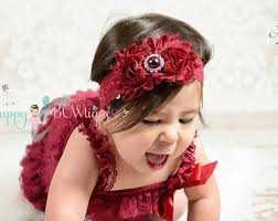 burgundy headband items similar to mustard and wine flower girl headband mustard gold