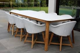 indoor dining tables satara australia albany dining table outdoor dining table teak timber satara australia