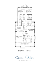 bc floor plans ocean oaks site plan and pricing
