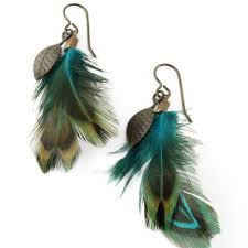 make feather earrings diy feather earrings tutorial tip junkie