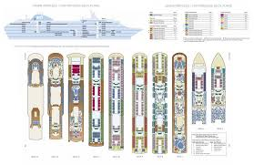 oasis of the seas floor plan house plan oasis deck plans royal caribbean cruise awesome of the