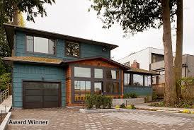 split level garage additions and remodels bellevue seattle chermak construction inc