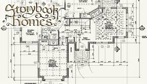 cottage home floor plans storybook cottage home plans homes zone