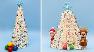 candy christmas tree how to make a white christmas tree from candy melts by