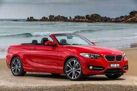 red bmw 2017 bmw 2 series coupe and convertible range updated for 2017