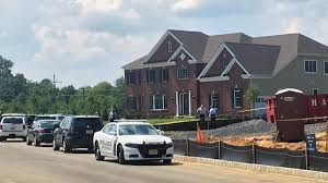 woman shot killed husband inside newly built mansion turned gun