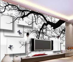 online buy wholesale big wall murals from china big wall murals photo wall murals wallpaper 3d stereoscopic wallpaper hand painted 3d stereo big tree block tv