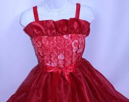 maroon dresses for wedding rosette dress etsy