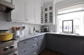 two color kitchen cabinets ideas two tone color kitchen cabinets zach hooper photo two color